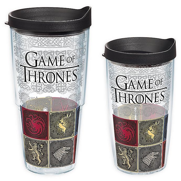 680dee4d8bf Tervis® Game of Thrones House Signals Wrap Tumbler with Lid | Bed ...