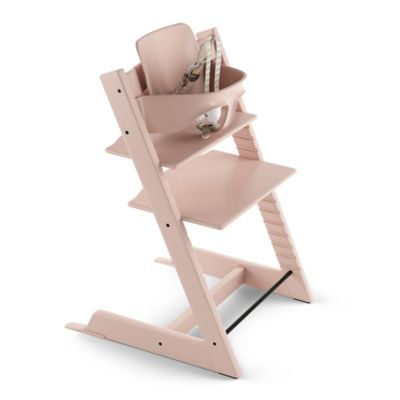 Tripp Trapp® by Stokke® High Chair in Serene Pink