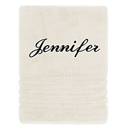 Wamsutta Personalized Trio Cotton Bath Sheet