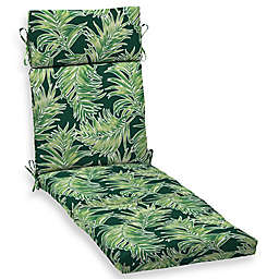 Arden Selections™ Print Outdoor Chaise Lounge Cushion in