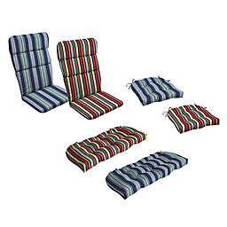 Arden Selections™ Striped Outdoor Cushion Collection