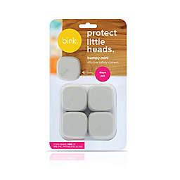Bink™ Bumpy Mini™ 4-Pack Silicone Safety Corners in Grey