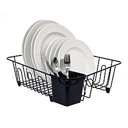 SALT™ Small Dish Rack in Black