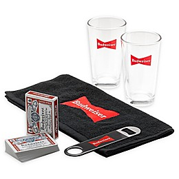 Budweiser® 5-Piece Beer Lover Set in Red
