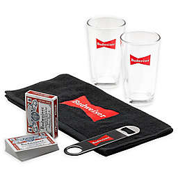 Budweiser® 5-Piece Beer Lover Set in Red