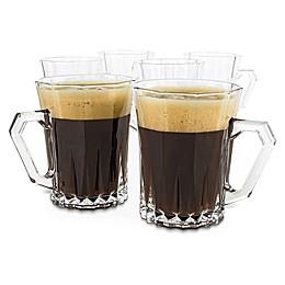 Bezrat Cappuccino Mugs (Set of 6)