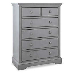 Westwood Design Hanley 5-Drawer Chest in Cloud