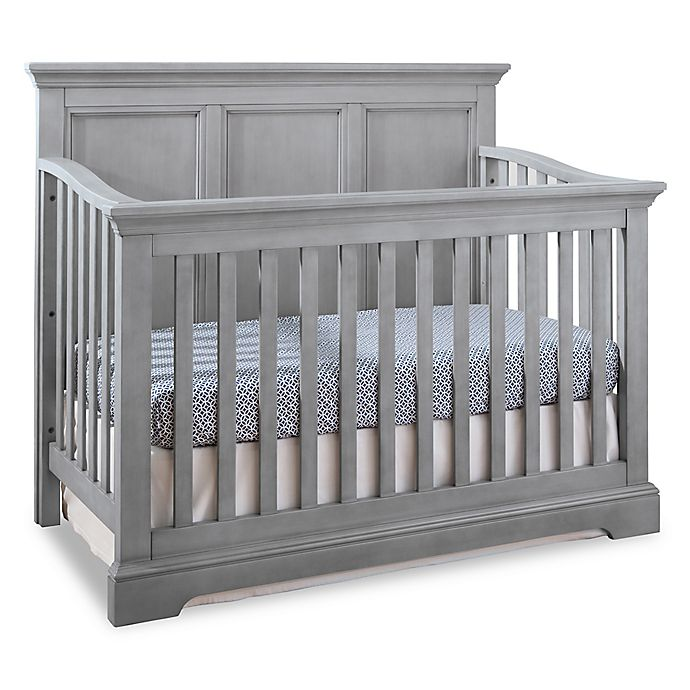 Alternate image 1 for Westwood Design Hanley 4-in-1 Convertible Crib in Cloud