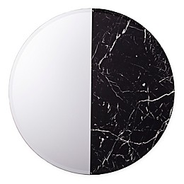 Holly & Martin® Bowers 31.75-Inch Round Decorative Wall Mirror