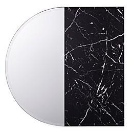 Holly & Martin® Bowers 31.75-Inch x 31.75-Inch Arch Decorative Wall Mirror
