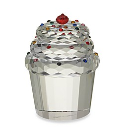 Oleg Cassini Cupcake Paperweight