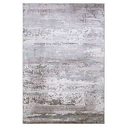 Christian Siriano Painted Multicolor Rug