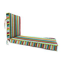 Stripe 68-Inch x 24-Inch Chaise Cushion-Boxed in Sunbrella® Fabric