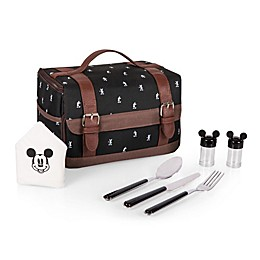 Disney® Mickey Mouse Lunch Tote in Black