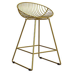 "CosmoLiving by Cosmopolitan Ellis 24.5"" Bar Stool"