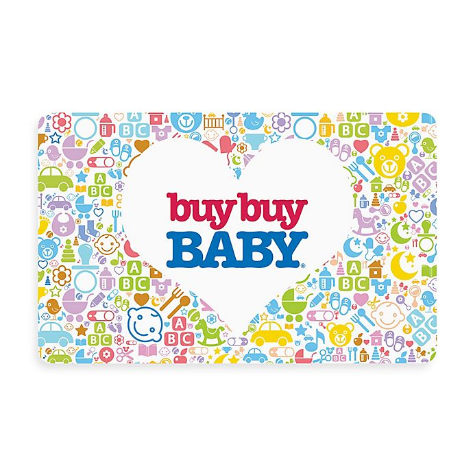 buybuy BABY Heart Gift Card | Bed Bath and Beyond Canada