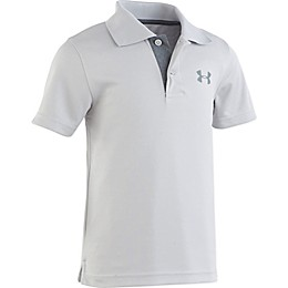 Under Armour® Match Play Polo Shirt in Grey