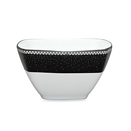 Noritake® Pearl Noir Small Square Bowl