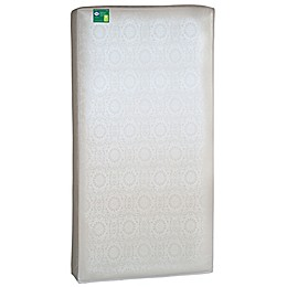 Sealy® Soybean Dreams 2-Stage Crib Mattress in White
