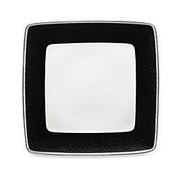 Noritake® Pearl Noir Square Dinner Plate
