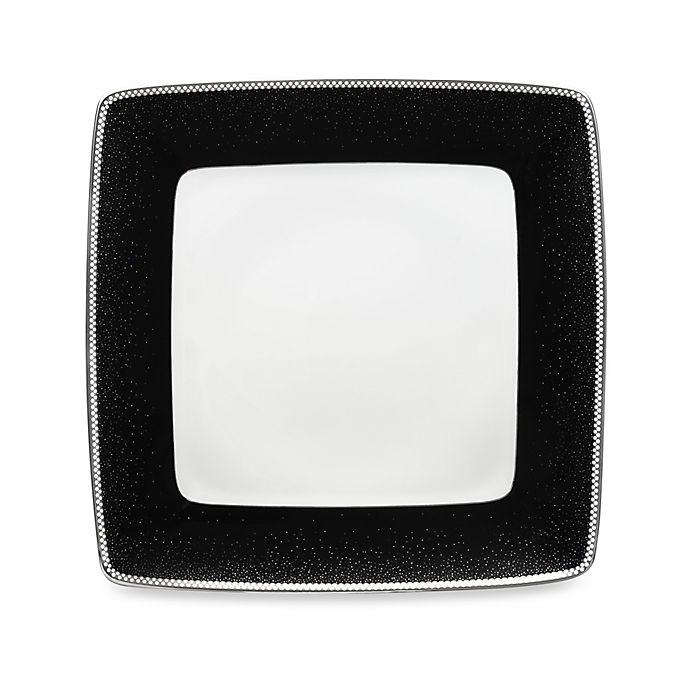 Alternate image 1 for Noritake® Pearl Noir Square Dinner Plate