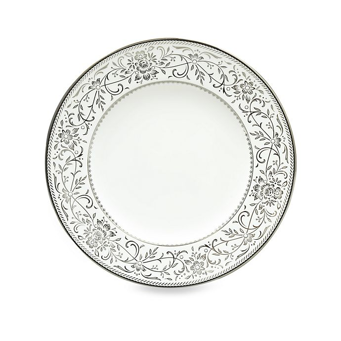 Alternate image 1 for Noritake® Brocato Accent Plate