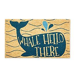 Design Imports Whale Hello 18\