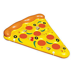 Swimline Pizza Slice Pool Float in Yellow