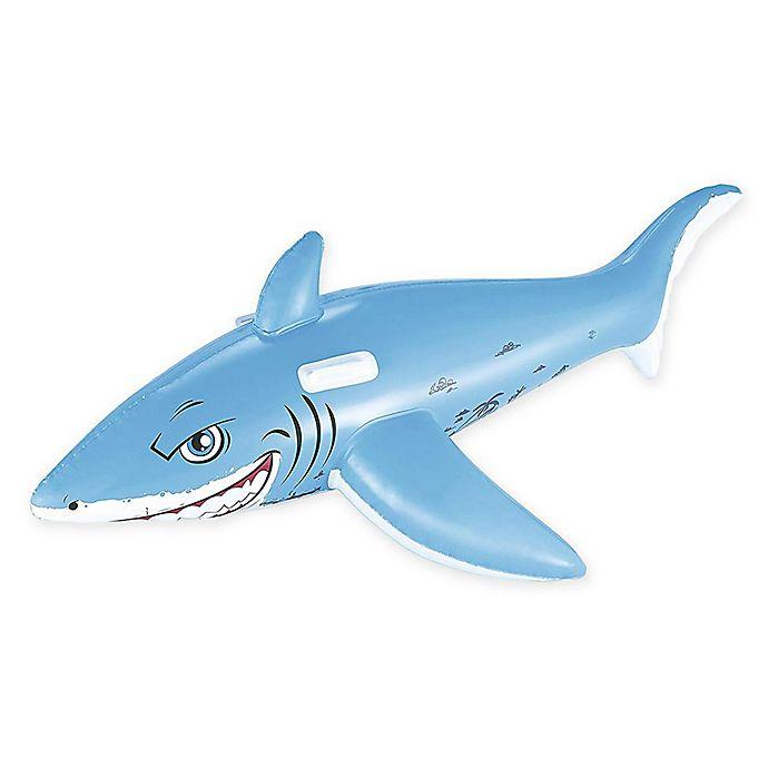 Alternate image 1 for Bestway Tidal Wave Shark Ride