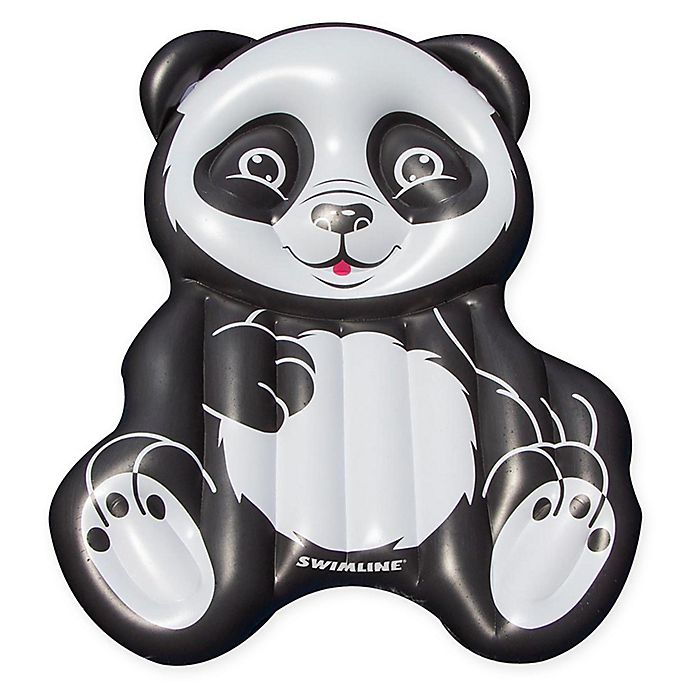 Swimline Panda Pool Float | Bed Bath & Beyond