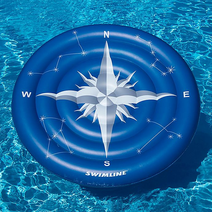 Alternate image 1 for Swimline Constellation Pool Float in Blue