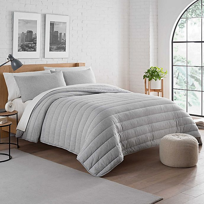 Alternate image 1 for Pure Beech® Jersey Bedding Collection