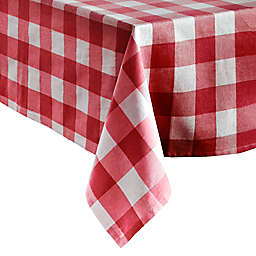 Farmhouse Living Buffalo Check Tablecloth