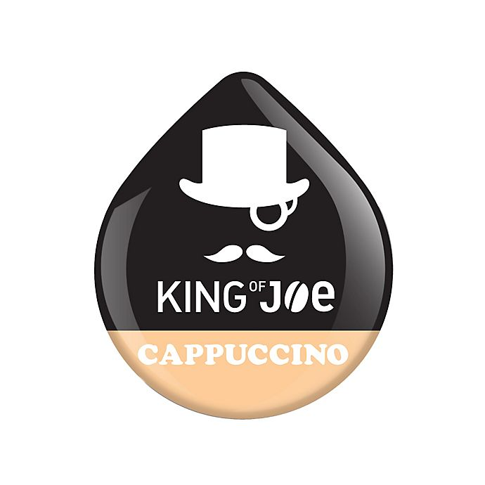 Alternate image 1 for King of Joe 16-Count Cappuccino T DISCs for Tassimo™ Beverage System