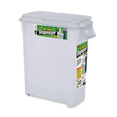 Buddeez® Roll Away 50-Quart Pet Food Dispenser