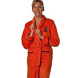Oklahoma State University Ladies Fleece Bathrobe