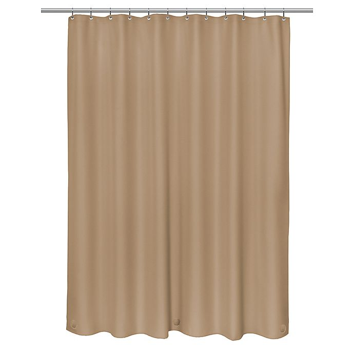 Carnation Clean Home Shower Curtain Liners Set Of 2 Bed Bath Beyond