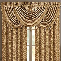 J. Queen New York™ Sicily Window Valance in Gold