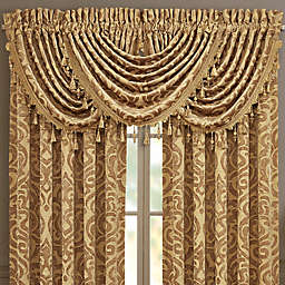 J. Queen New York™ Sicily Window Valance in Gold