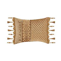 J. Queen New York™ Sicily Boudoir Throw Pillow in Gold