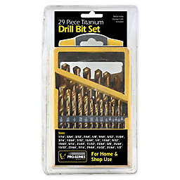 Pro-Series 29- Piece Drill Bit Set