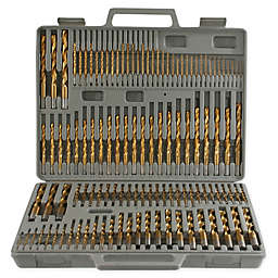 Pro-Series 115-Piece Drill Bit Set