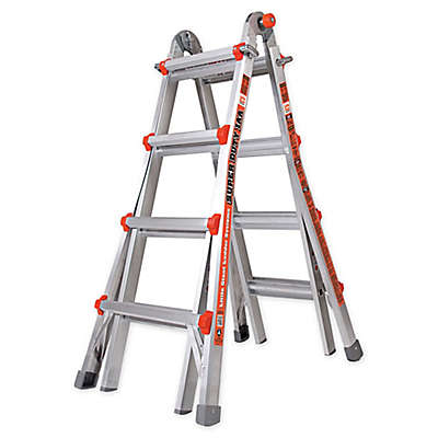 Little Giant Super Duty™ Type IAA Aluminum Ladder