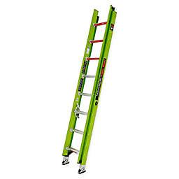 Little Giant® HyperLite™ Fiberglass Extension Ladder in Green
