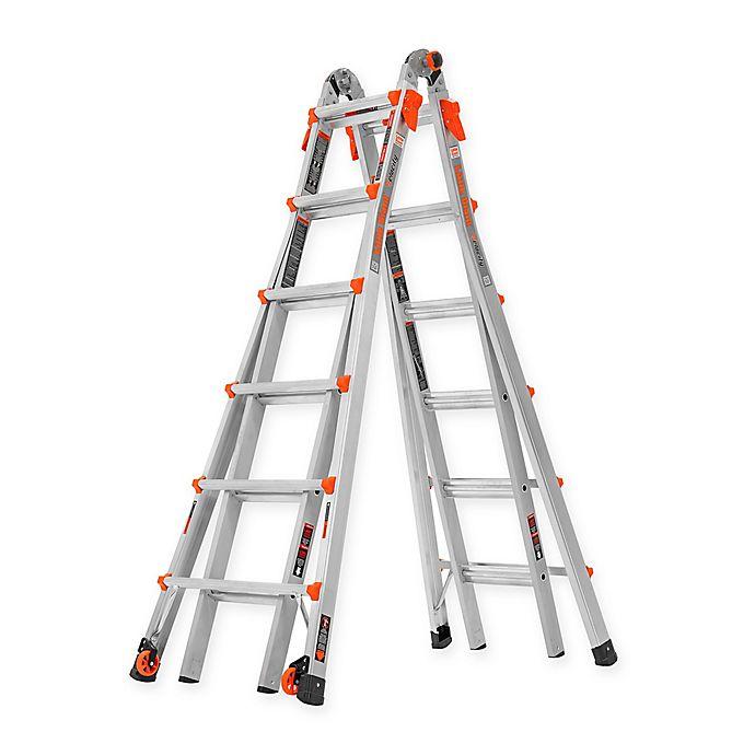 Alternate image 1 for Little Giant® Velocity™ Type IA Aluminum Ladder