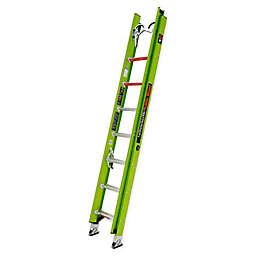 Little Giant® HyperLite™ Type IAA Fiberglass Extension Ladder w/ Cable Hook