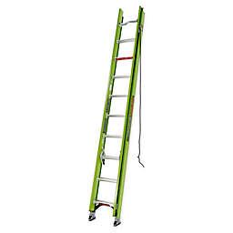 Little Giant® HyperLite™ Type IA Fiberglass Extension Ladder w/ V-Rung