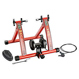 RAD Cycle Max Racer Resistance Portable Trainer in Orange
