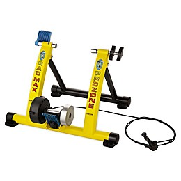 RAD Cycle Pro Zone Bike Resistance Trainer in Yellow