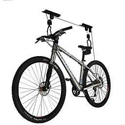 RAD Cycle 2-Pack Cycle Bike Lift Hoist Caps in Black